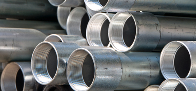 CARBON STEEL HDG PIPE