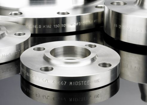 August Stainless Steel Flange Stock List