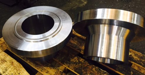 Our machining division has enjoyed a busy August